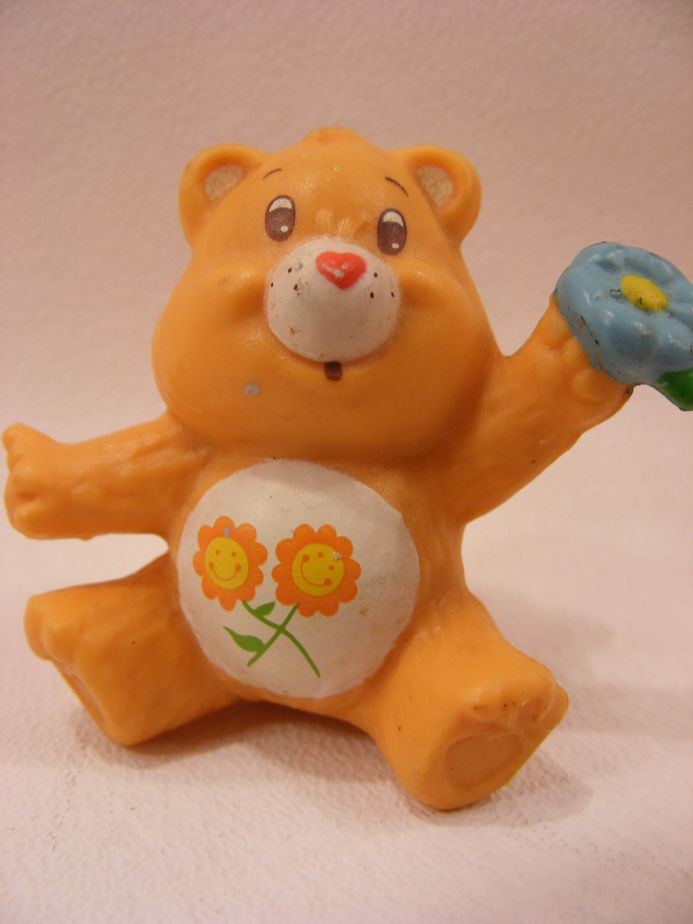 VINTAGE FRIEND CARE BEARS MINIATURE